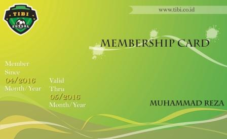 Membership Card 1copy